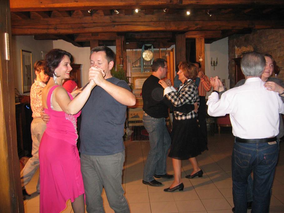 tango au moulin de grouches, pranaHvital