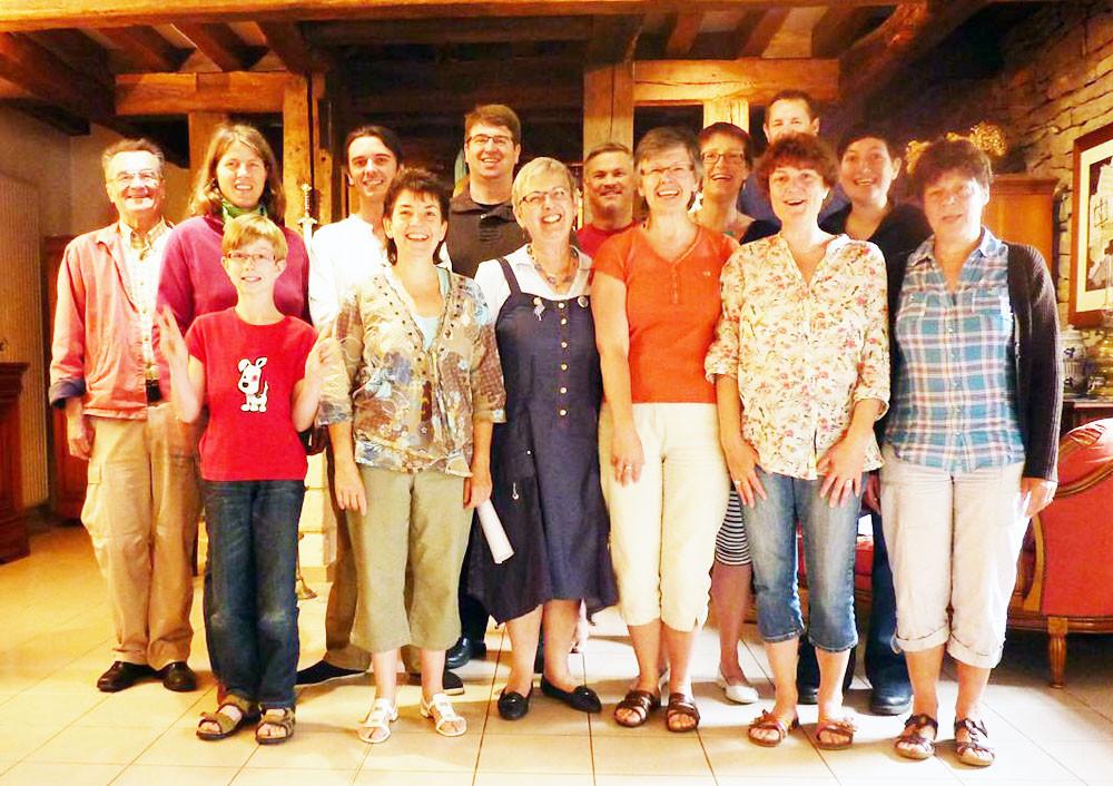Chant au moulin de Grouches, Valérie Chouanière, PranaHvital