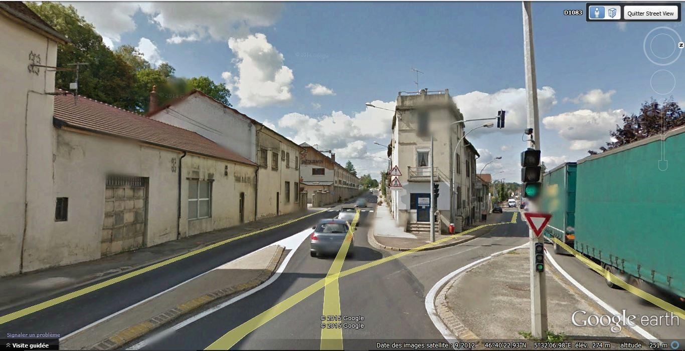 A Montmorot suivre encore Bourg - Lyon