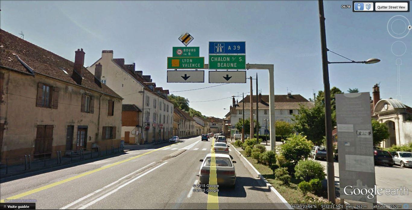 Suivre Bourg - Lyon