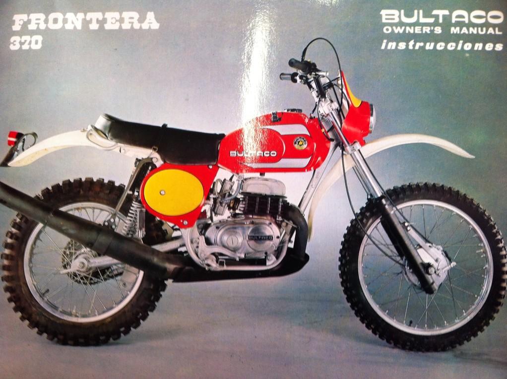 Bultaco Frontera 370