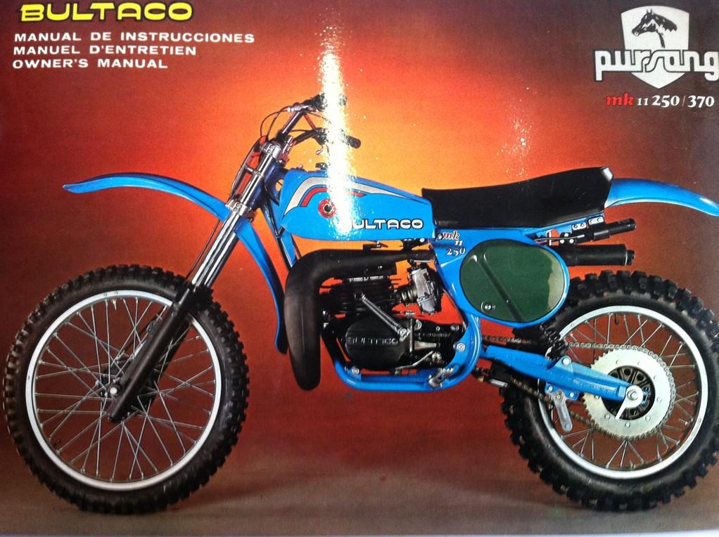 Bultaco Pursang MK 11 250/370