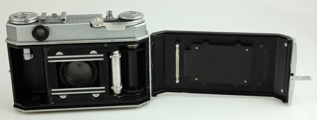 KODAK Retina IIa Typ 016 Exportmodell   ©  engel-art.ch