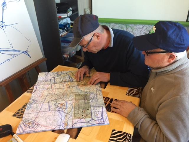 Préparation navigation avant vol en ULM