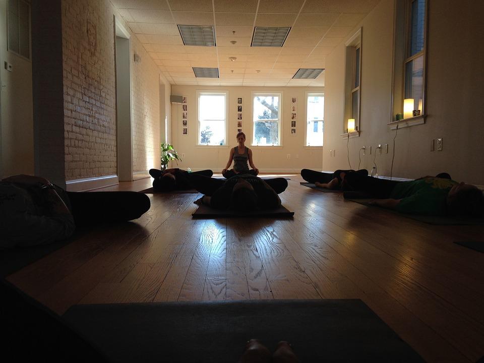 Autogenes Training  bei Yamida - Yogaschule Lüdinghausen & Datteln