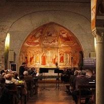 Chiesa Santo Stefano Bizzozero.Sabato 26 Maggio 2018 Ore 21 00 Festival Musica Sibrii