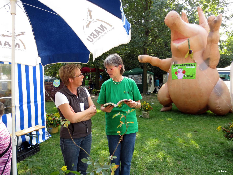 Naturschutz-Bund übergreifende Kontakte werden intensiviert