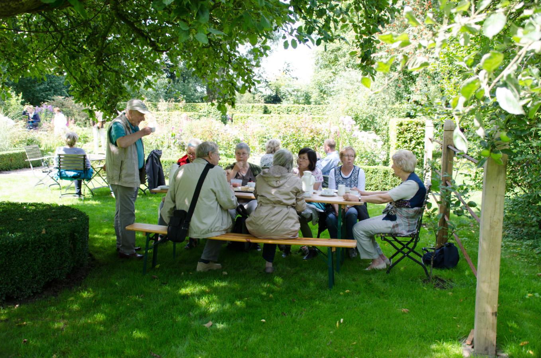 Besuch Des Garten Moorriem Nabu Buchholz In Der Nordheide