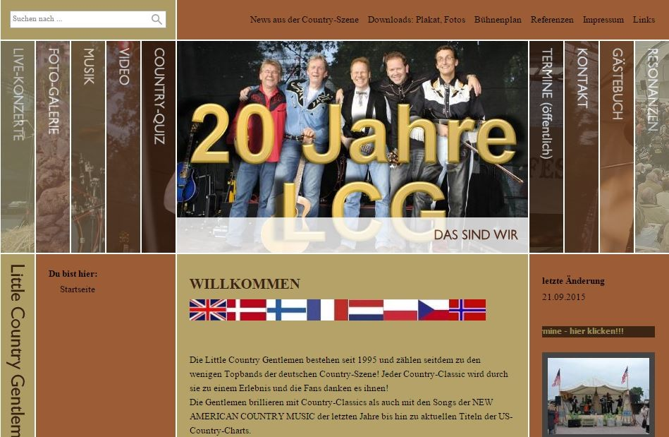 ... finden Sie auf der Website www.little-country-gentlemen.de