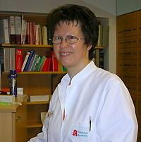 Almuth Schulz, Pharmazeutisch-Technische Assistentin