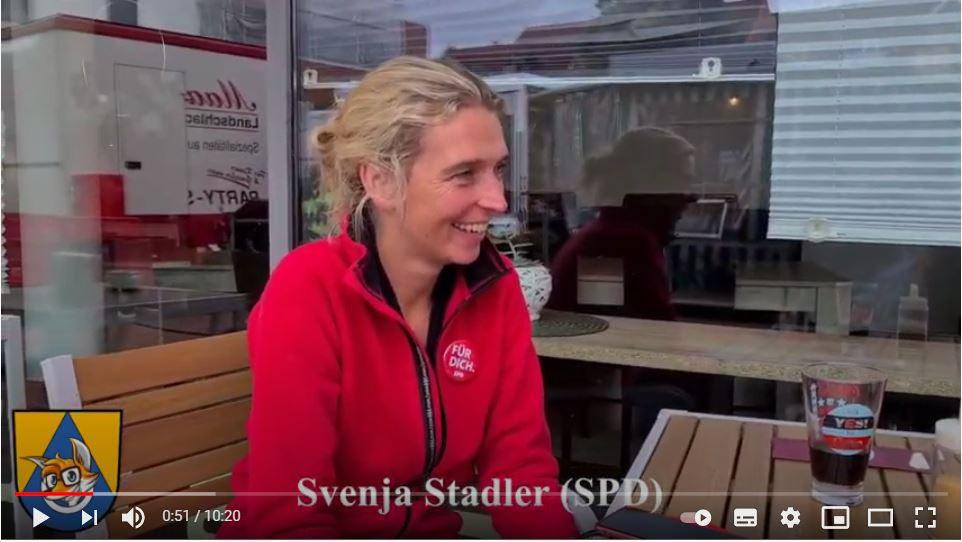 """Verlässlichkeit in der Politik: """"Fakten schaffen, und dann zack, zack, zack!"""" - Ein Gespräch mit Svenja Stadler, SPD/MdB, über ihr bürgernahes Engagement"""