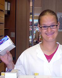 Catharina Quast, Pharmazeutisch-Kaufmännische Assistentin