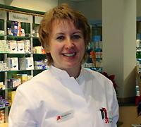 Valentina Lisnik, Pharmazeutisch-Technische Assistentin