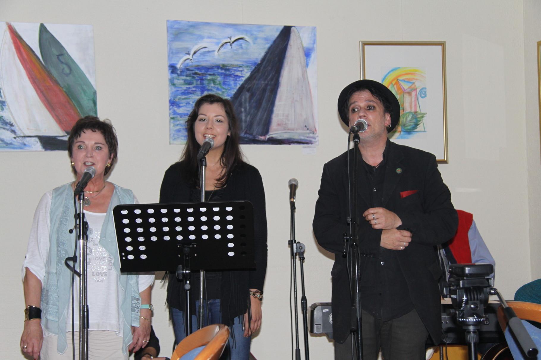 Familie Neumann mit Jens Böttcher