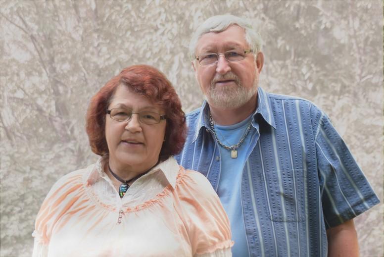 Das Musiker-Ehepaar Traudel und Richard Gastmann