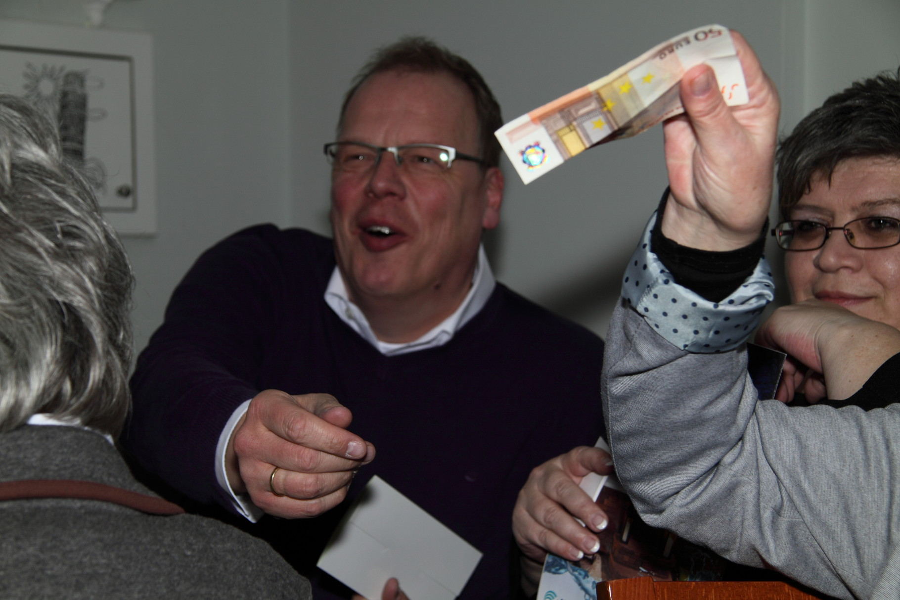 Jens Kähler/DIE Küchen DIELE bittet erfolgreich um weitere Spenden ...