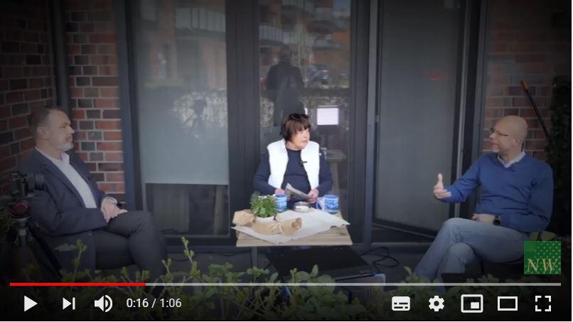 """Polit-Round-Table mit Thomas Grambow (SPD) + Thomas Wilde (CDU) - zum """"Haus am Marktplatz""""- Skandal, zur K-Frage und zum Corona-Management!"""