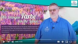 Dirk Ringel - Malermeister, Rübke - Aussteller + Gastgeber + Spendenmanager