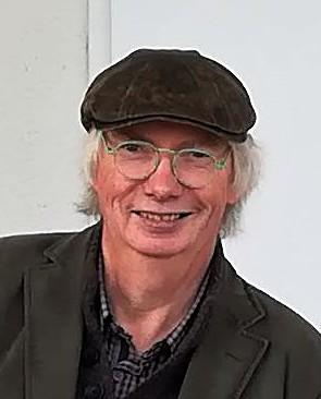 Reinhard Riepshoff - Künstler, Grünen-Politiker + Bgm. Heidenau