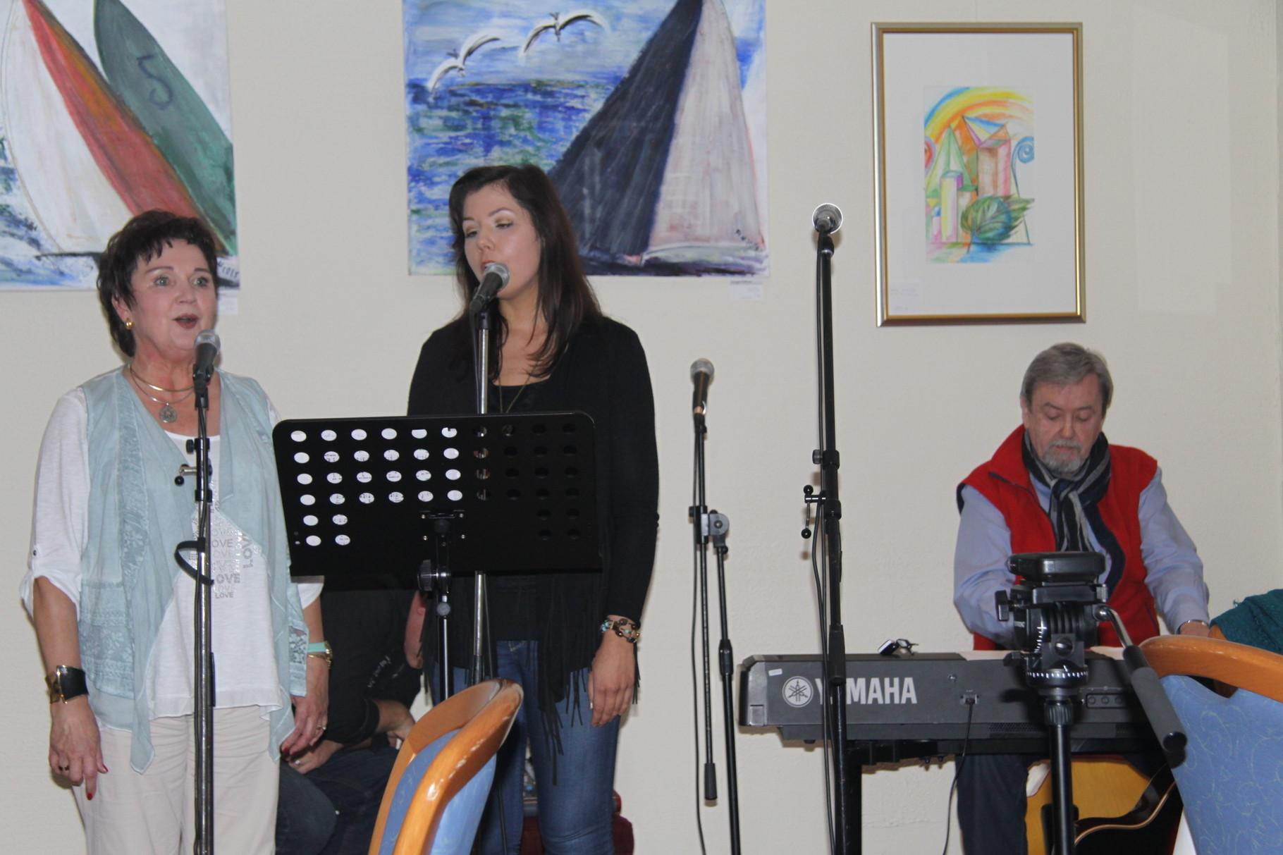 """""""Familie Neumann"""" - Helgrid, Judith und Willi Neumann"""
