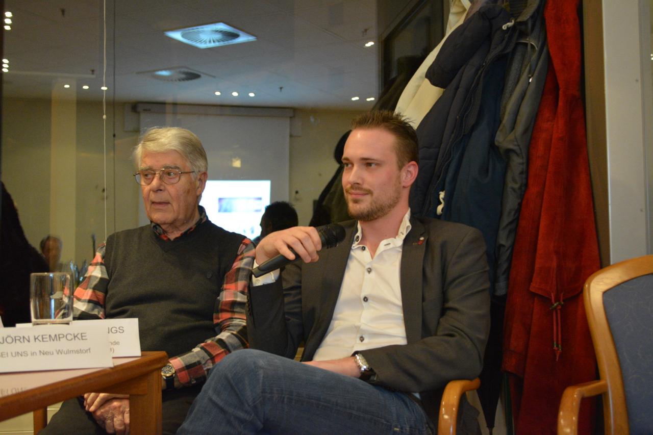 Adrian Gerlings, Arno Riewoldt (li.)