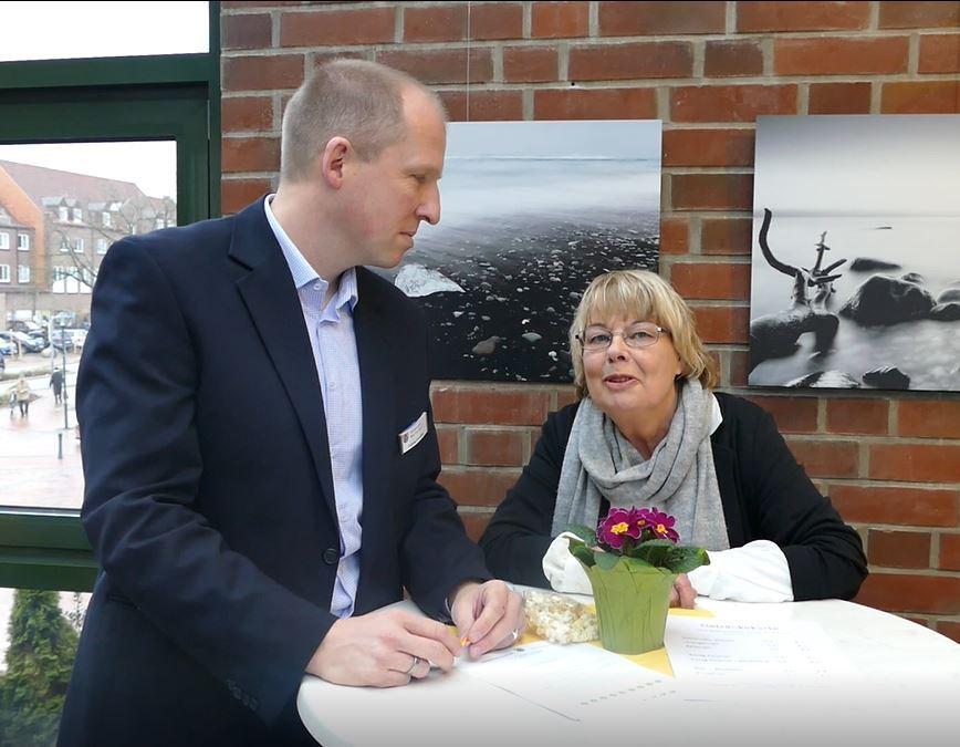 ... Tobias Handtke, Fraktionsvorsitzender der SPD Neu Wulmstorf