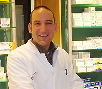Tim Freiberger, Apotheker