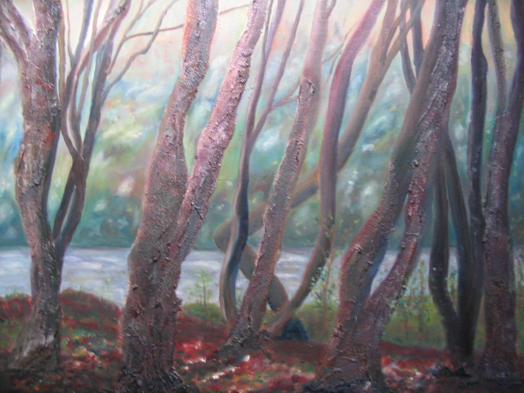 .-. Geheimnisvoller Wald