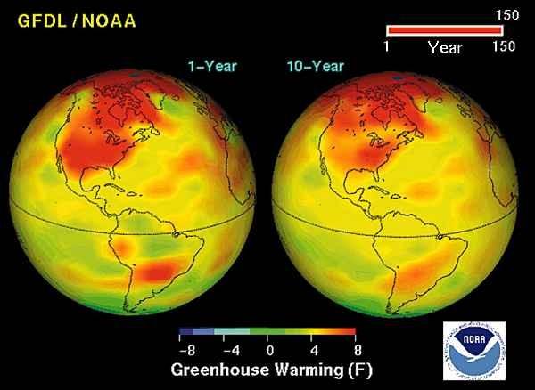 北米の地球温暖化をNOAAが誇張か...
