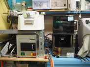 鋳造機・加圧成型器・光重合器