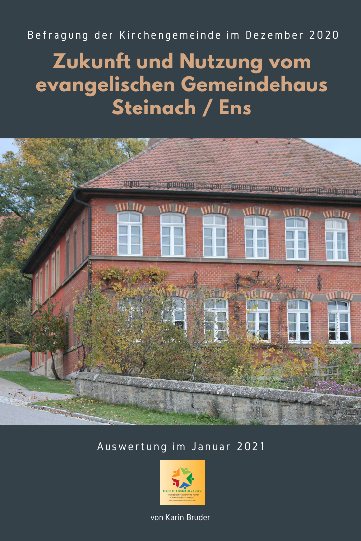 Ergebnisse der Befragung im Dezember 2020 (KG Steinach)