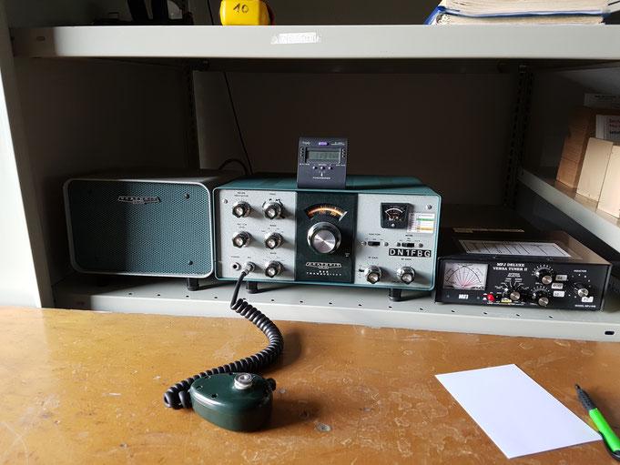 Irre: Die neue Station Heathkit HW-101 (45 Jahre alt!)