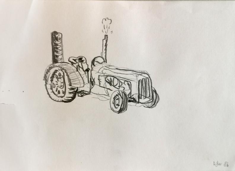 Traktor, 1992
