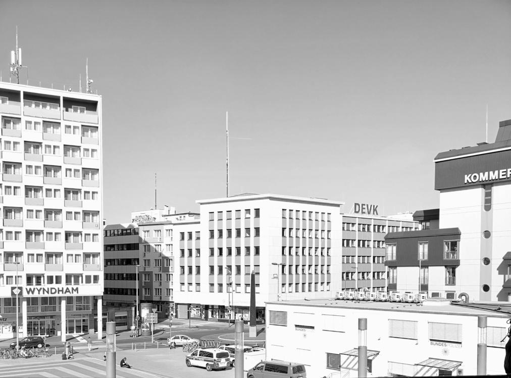Breslauer Platz, 2020