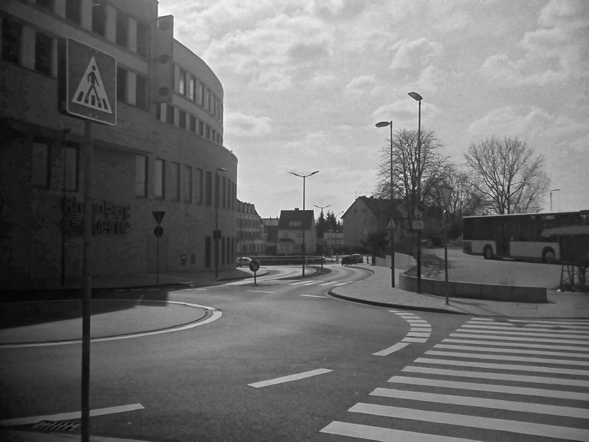 Stationstrasse, Bergisch Gladbach, 2014