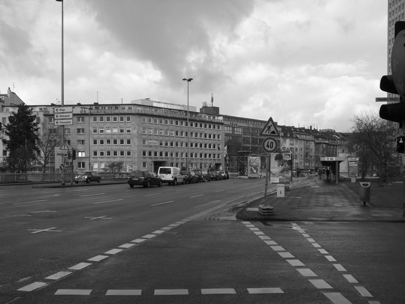 Ebertplatz, 2016