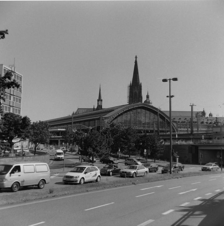 Köln, Breslauer Platz, 2014