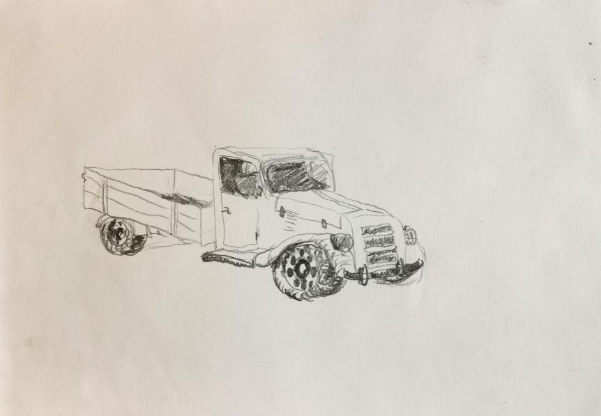 Lastwagen, 1992