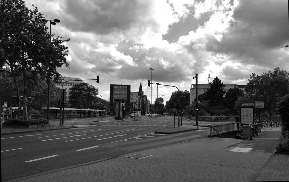 Ebertplatz, 2020