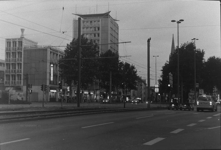 Barbarossaplatz, 2014