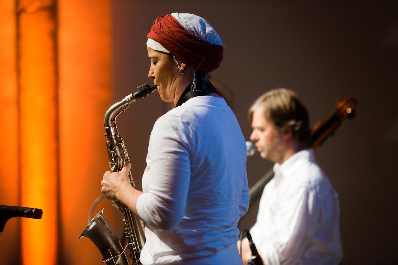 Duo [re:flex] Global Music - Collegium Themenabend 2012/ Dominikanerkirche Osnabrück