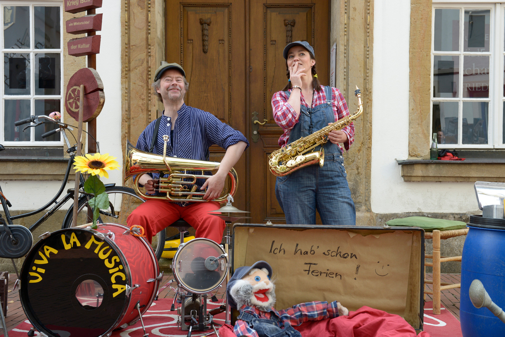 Osnabrücker Samstag 2014           Foto: von Brill