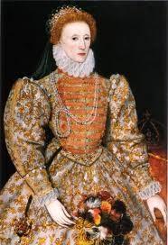 la reine Elisabeth I