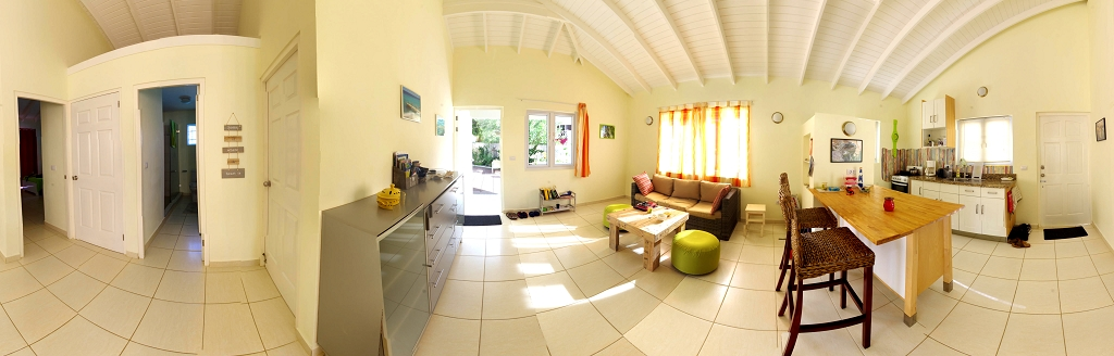 Ferienhaus CAS IGUANA - Urlaub auf Curacao