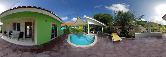 CAS IGUANA Urlaub auf Curacao