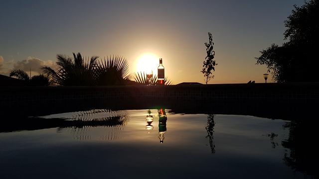 Sundowner-Urlaub-Curacao-Ferienhaus-Karibik-Villapark-Fontein
