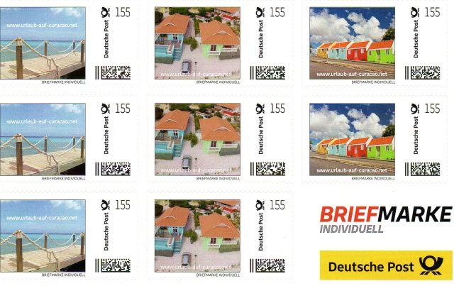 briefmarken-stamps-urlaub-curacao