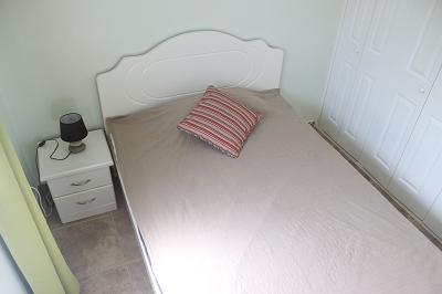 Schlafzimmer-2-Urlaub-Curacao-Ferienhaus-Karibik-Villapark-Fontein