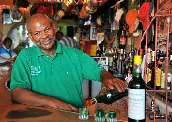 Essen und Trinken - Netto Bar Urlaub auf Curacao