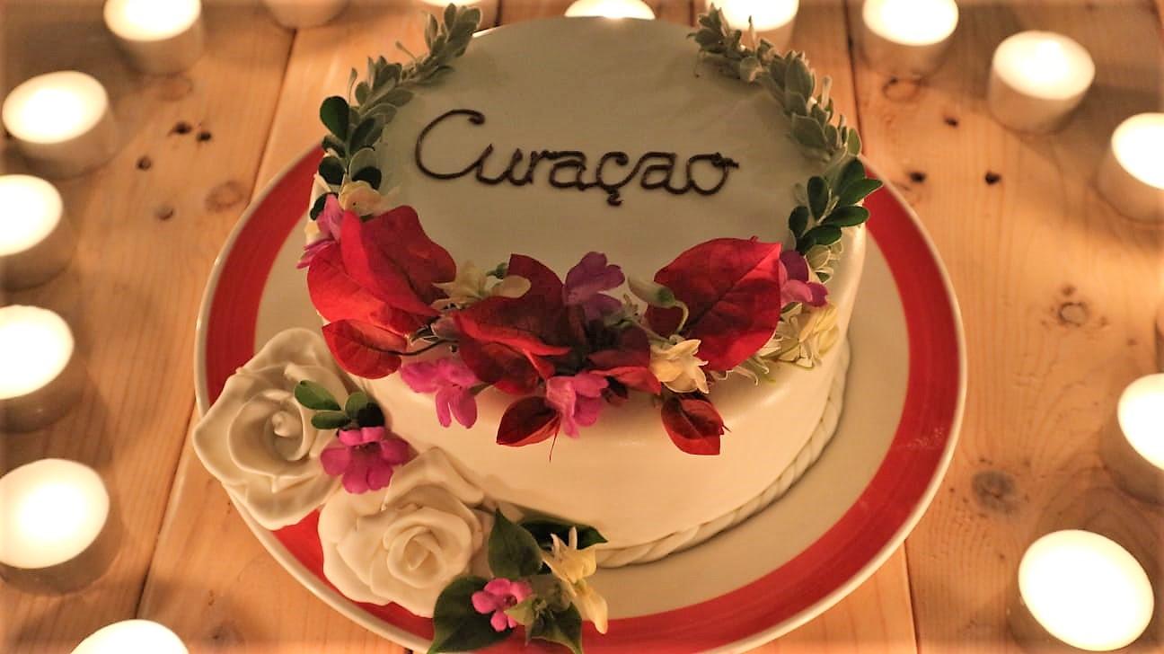 Gäste zaubern Torte